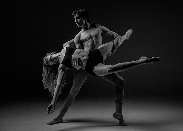 baletní tanečníci
